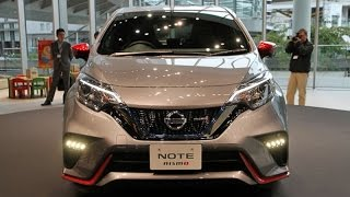 ALL NEW 2017 NISSAN NOTE E_POWER NISMO ALL-NEW 2017_2018
