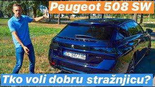 Peugeot 508 SW - Le Caravan! - testirao Juraj Šebalj