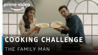 Cooking Challenge - Suchi Vs. Srikant | Priyamani, Manoj Bajpayee | The Family Man