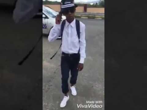 Vincent best Namibian Dancer