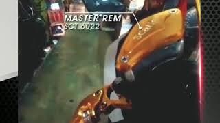 SCARLET - Master Rem + Hydrolik Pump