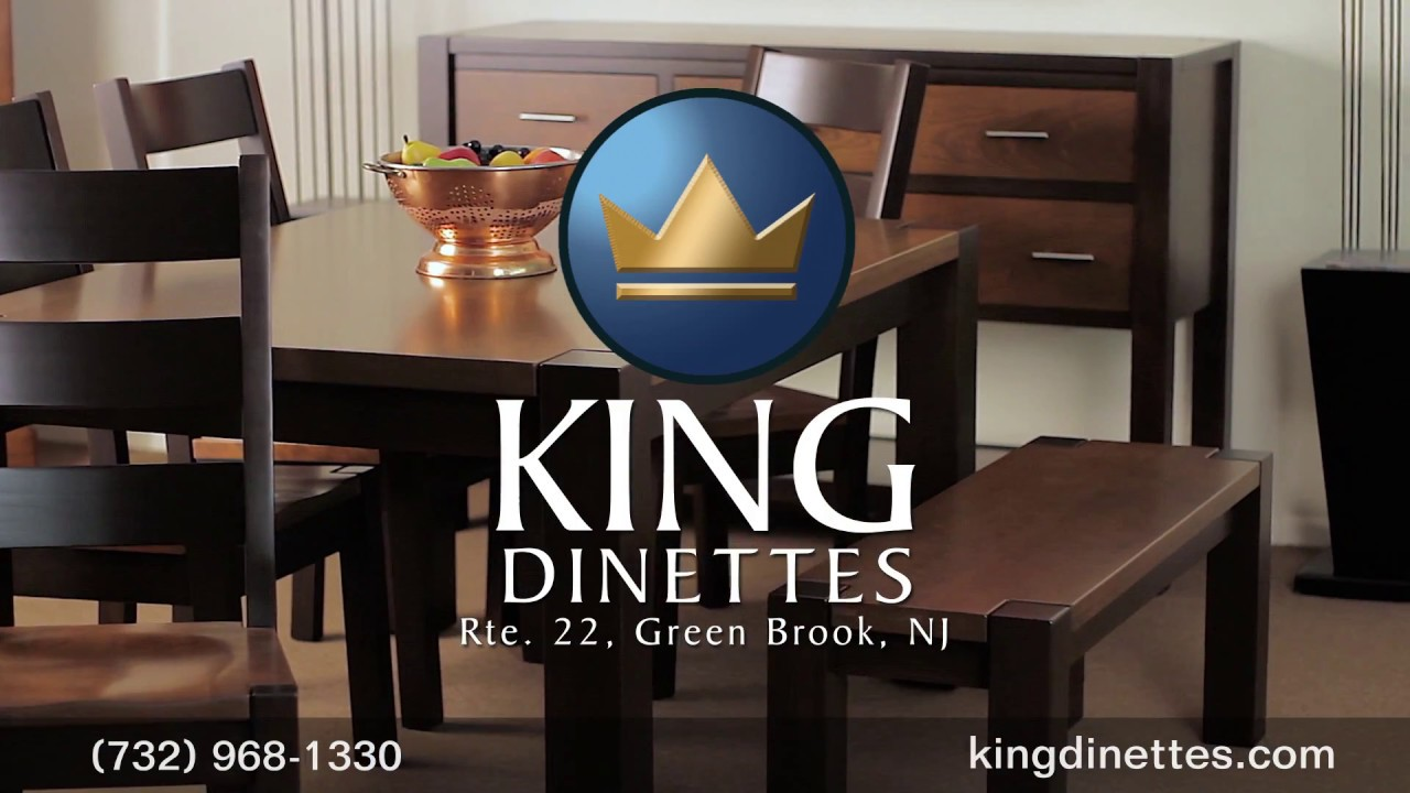 Paramus furniture and dinettes best glass top dinette