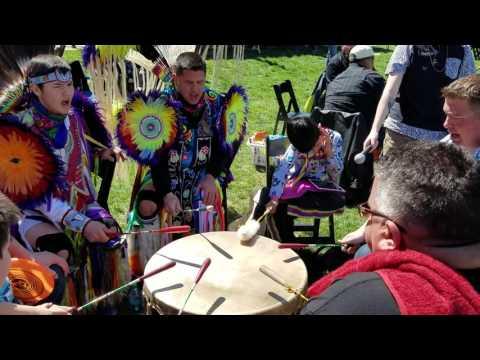 Tha Tribe @ Indiana State University Pw 2017