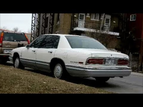 Clean 91 93 Buick Park Avenue Sighting In Montreal