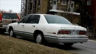 CLEAN  '91 - '93 BUICK PARK AVENUE SIGHTING IN MONTREAL
