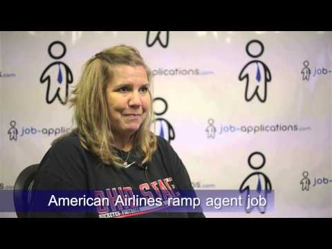 American Airlines Interview - Ramp Agent