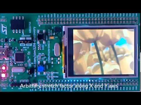 STM32F429 + SDRAM | DDS Signal Generator | DMA2D | LTDC Hardware
