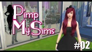 Les Sims 4 | Pimp My Sims: Habillons les mannequins! - #02