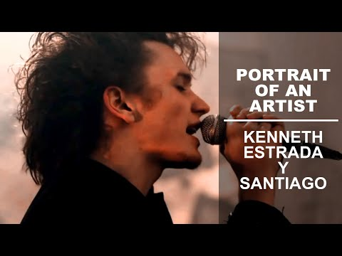Kenneth Estrada - Portrait Of An Artist