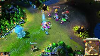 League of Legends | Ashe the Frost Archer | 15 Kills/1 Death/11 Assists