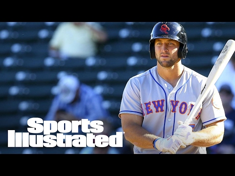 Tim Tebow Fires Back At Baseball Critics, Reflects On His NFL Career | SI NOW | Sports Illustrated