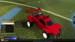 [Rocket League] [PS4] [giveaways] chill and trade :) {ROAD TO 400 SUBS!}