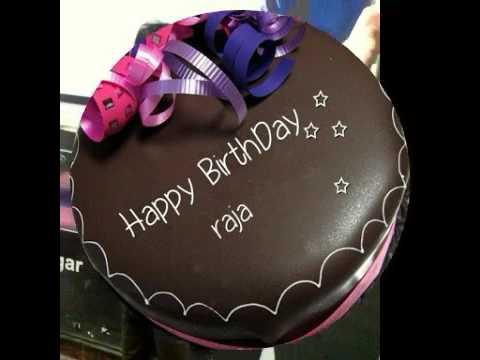 Happy Birthday Raja