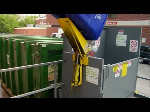 Single Stream Recycling on YouTube