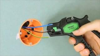 HAUPA 210695 Automatische Abisolierzange / Automatic wire stripper(, 2011-12-12T16:11:27.000Z)