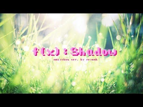 """""""미행 (그림자 : Shadow)"""" Music box ver. 오르골 버전 - f(x) 에프엑스"""