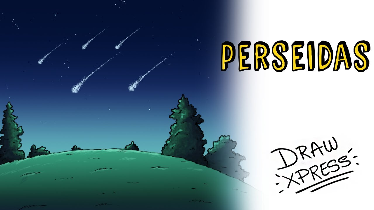 PERSEIDAS | Draw My Life