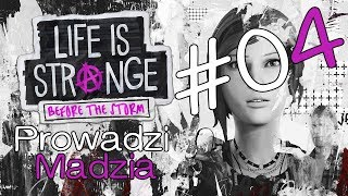 Life is Strange  - Before the Storm #04 - W pociągu