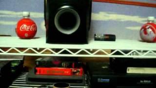 Custom 6x9 Speaker Box