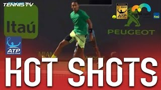Hot Shots Of The Week: Miami Open 2017