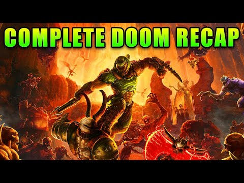 Everything You Need To Know Before Playing DOOM ETERNAL