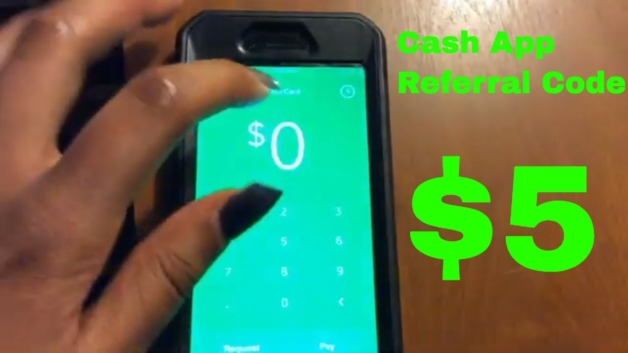 ✅ How To Send Cash App Referral Code to Friends 🔴