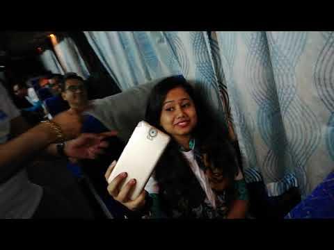Interview in Greenline Bus on Sylhet Tour-2018 (Nazimgarh Wilderness Resort by Ifte)