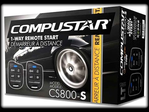 hqdefault cs800s remote starter from compustar watch for the hidden feature compustar cs800-s wiring diagram at eliteediting.co