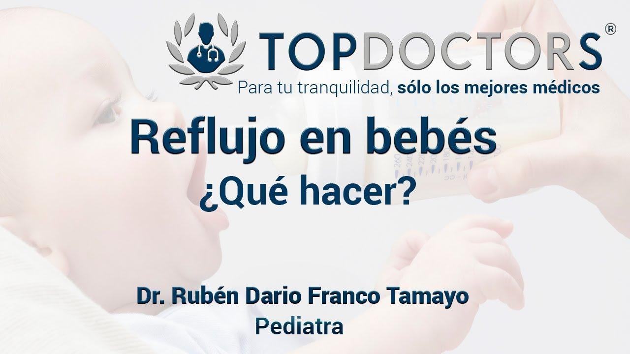 tratamiento para el reflujo gastrico en niños