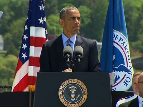 Obama: Climate Change is Security Threat
