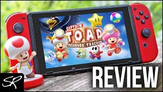 Captain Toad: Treasure Tracker Review (Nintendo Switch) | Is It Worth It?
