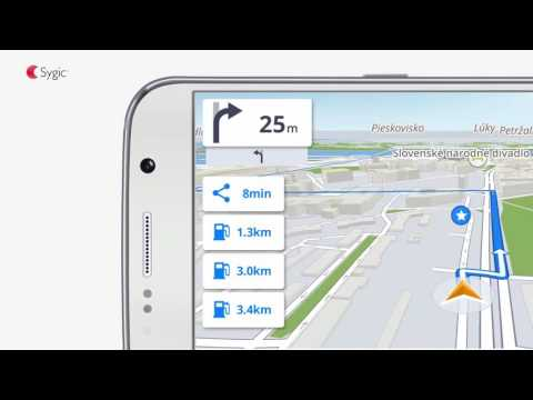 Real-time Route Sharing with Sygic GPS Navigation