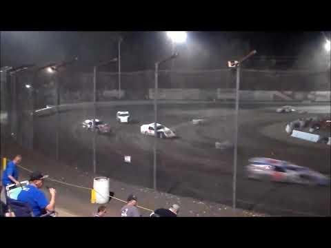IMCA Modified Main Event - Bakersfield Speedway - 9.16.17