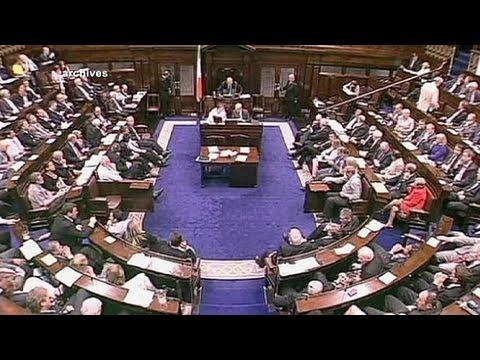 Ireland votes in referendum to scrap the Seanad