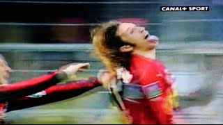 OGC Nice 2-1 Rennes : les buts niçois (2006)
