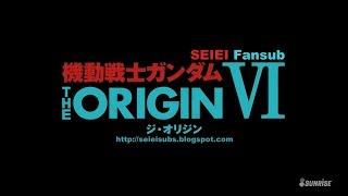 MS Gundam Origin VI - Rise of the Red Comet 15 Minutes Stream Subtitle Indonesia | SEIEISUBS