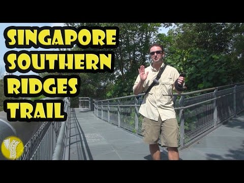 Singapore Southern Ridges Trail