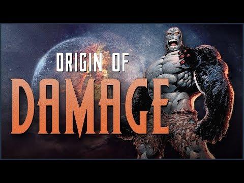 Origin Of Damage - DC Comics Version Of The Hulk streaming vf