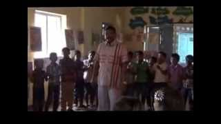 MUSIC WORKSHOP,GLPS Veliyam,Kollam,Keral,India,lower primary 04/10