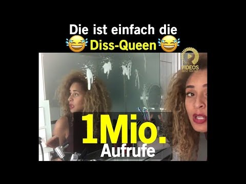 Die Ist Einfach Die Diss-Queen 😂   Best Trend Videos