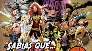 15 Cosas que no sabias de los X-Men