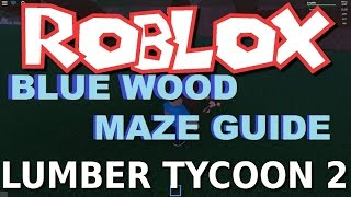 Lumber Tycoon 2 Maze Guide : December 18th | RoBlox