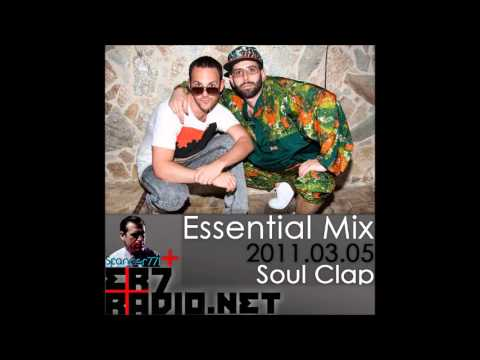 Soul Clap - BBC Essential Mix 2011 (Full)