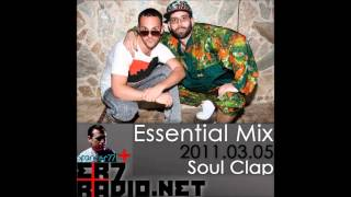 Soul Clap - BBC Essential Mix 2011 (Full)