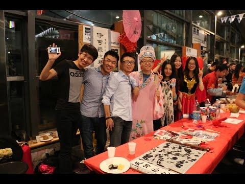 TMSP 2015 Global village Chinese Team 中国小队