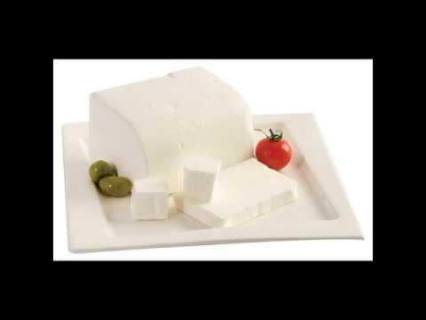 كيفية تحضير الجبنة البيضاء how to make egyptian white cheese
