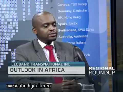 Look at Ecobank Transnational with Godfrey Mwanza