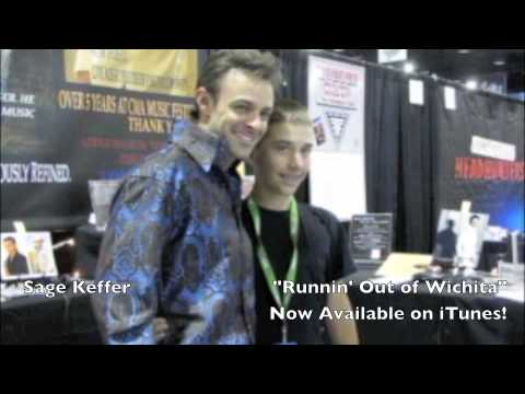 "CMA Music Festival, ""Runnin' Outta Wichita""/ Sage Keffer greets his fans: Day 3 Video 7"