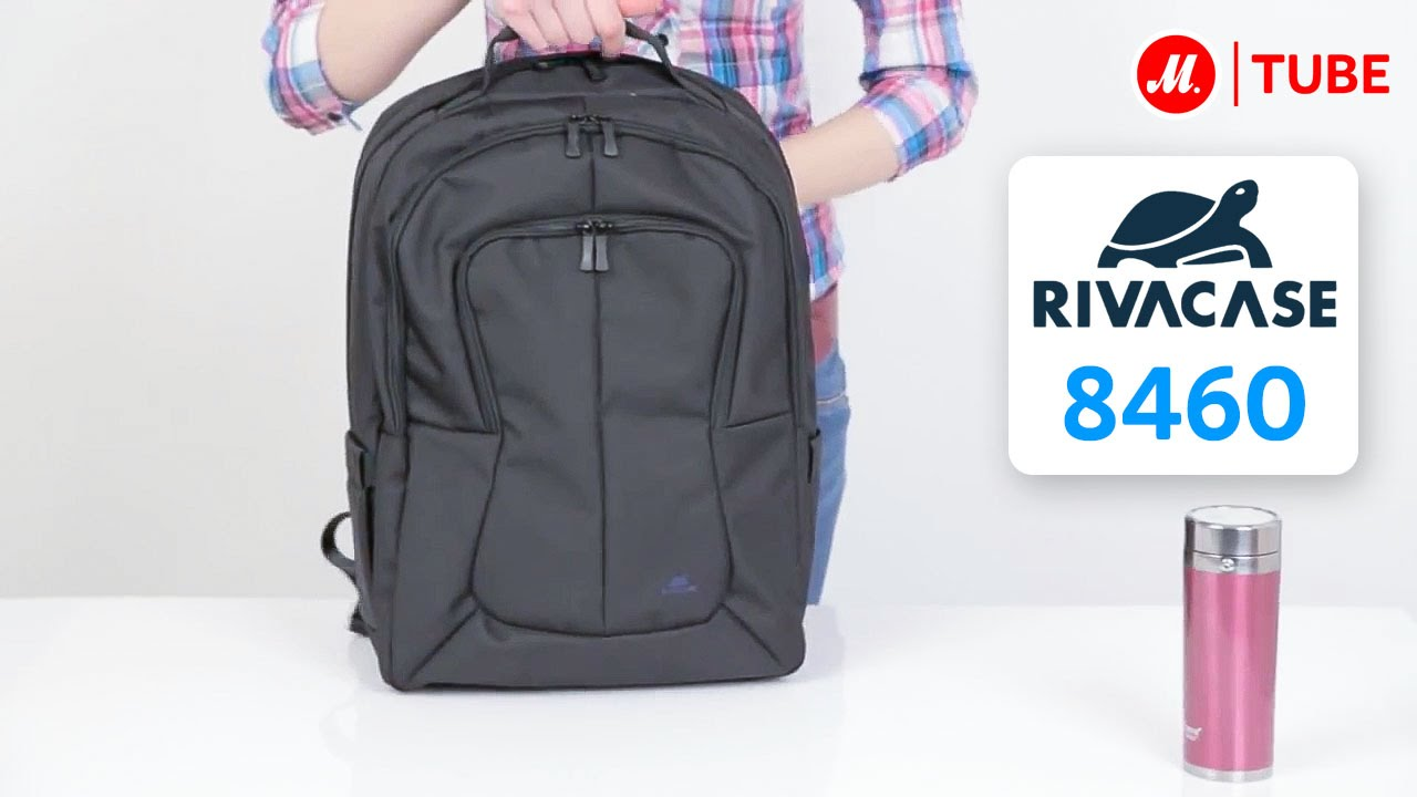 Рюкзак для ноутбука riva 8460 как надеть эрго рюкзак i love mum видео