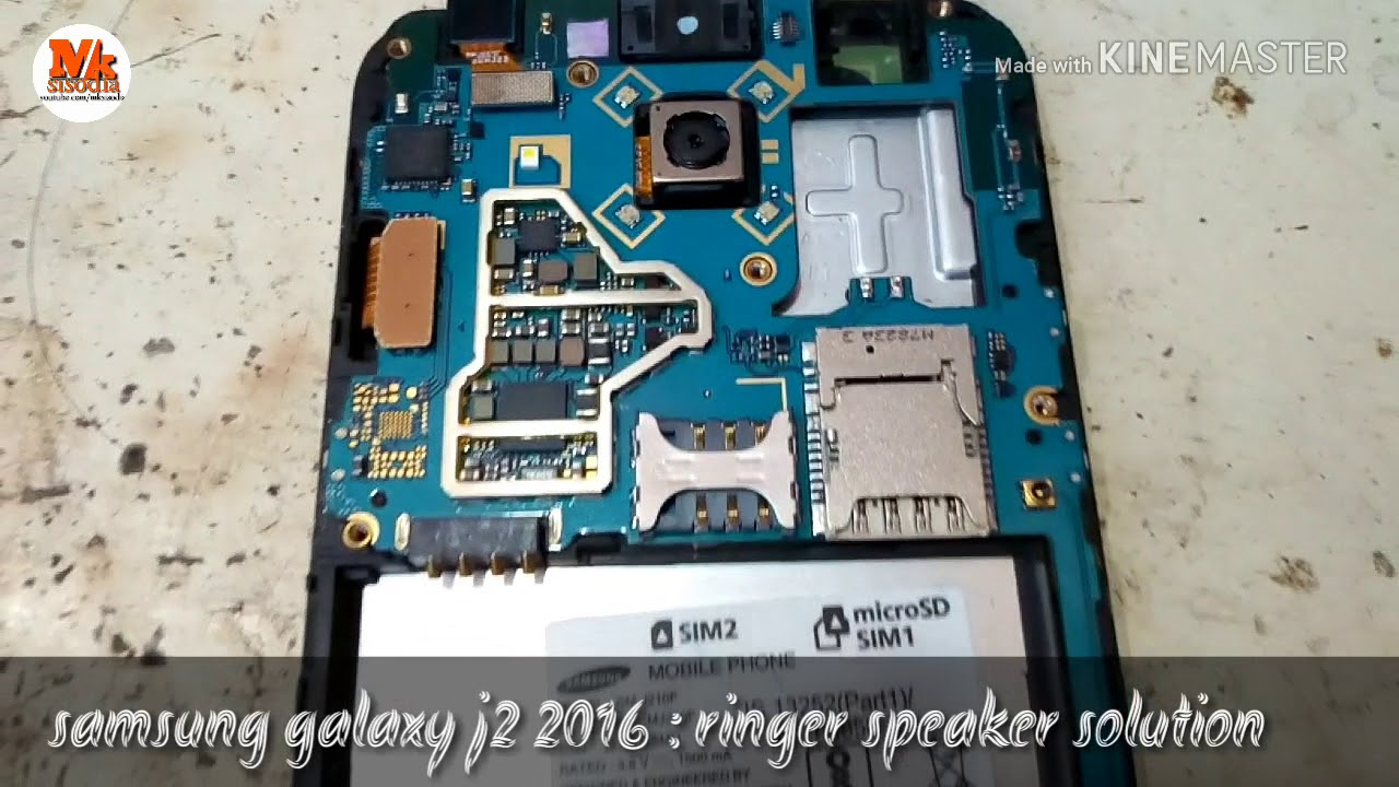 Samsung Galaxy J2 Ringer Solution Jumper Problem Ways Mobile